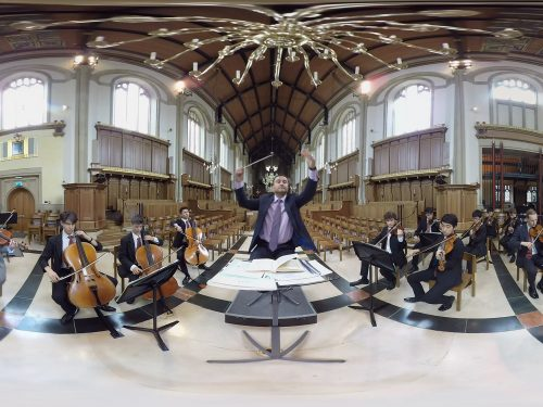 Tonbridge School Orchestra 360 Image